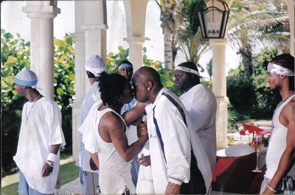lil wayne bebe kiss