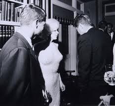 JFK, Marilyn Monroe, RFK