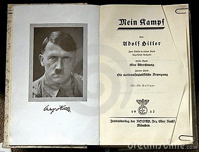 Be In The Know Mons Vaticanus Mein-kampf-thumb16861997